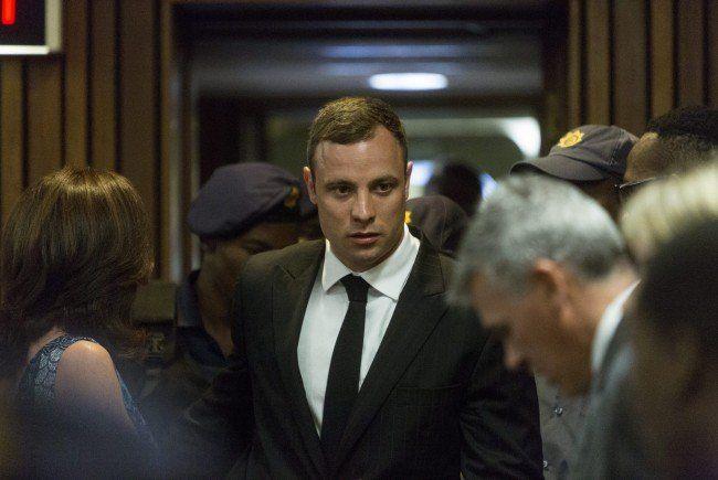 Richterin verkündet Strafmaß: Muss Oscar Pistorius ins Gefängnis?