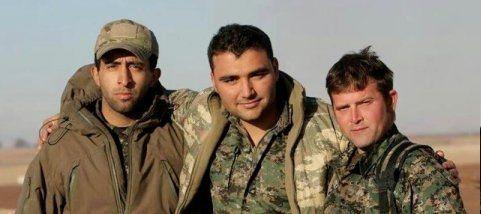 """22-jähriger Vorarlberger kämpft mit Kurden in Syrien gegen """"IS"""""""