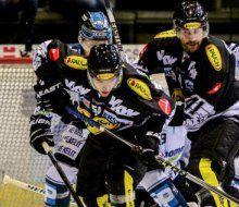 Dornbirn besiegt die BlackWings aus Linz