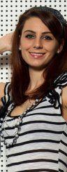 Mit ihrem fröhlichen Lächeln zieht Jacqueline aus Dornbirn alle in ihren Bann. (Fotograf: VOL.AT/P. Steurer)