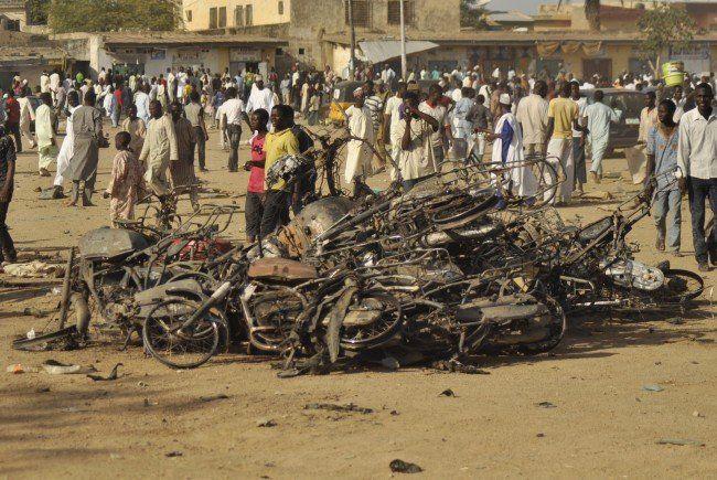 Über 100 Tote bei Anschlag auf Moschee in Nigeria