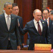Putin wirft den USA Streben nach Unterwerfung Russlands vor