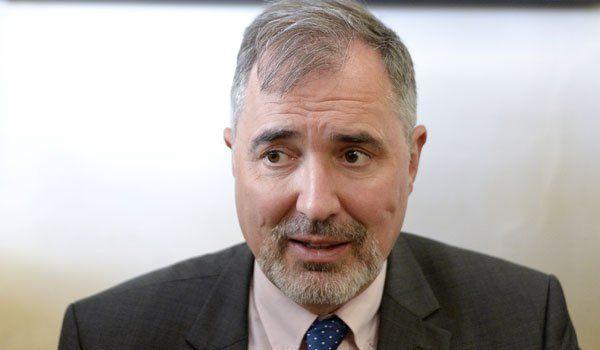 """Die Ukraine erklärt """"Wahlbeobachter"""" Ewald Stadler zur persona non grata."""