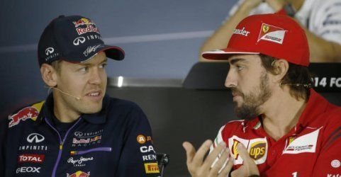 Vettel ersetzt Alonso bei Ferrari