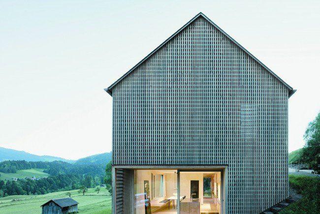 Den ort verfeinern vol at - Architekt bauernhaus ...