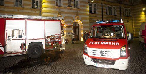 Rohrschelle löst Brandalarm im Konservatorium Feldkirch aus