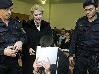 Wien: Lebenslange Haft für Raubserie