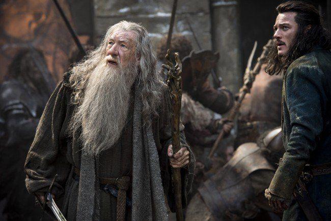 """Der dritte Teil der """"Hobbit""""-Triologie wird auch der letzte Ausflug nach Mittelerde sein."""