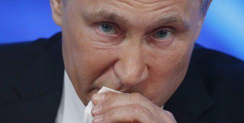 """Putin: Russlands Wirtschaftskrise """"könnte zwei Jahre andauern"""""""