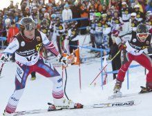 """Das """"abgefahrenste"""" Ski-Event der Alpen"""