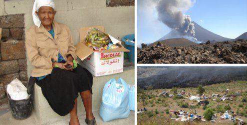 Vorarlberger helfen Opfern nach Vulkanausbruch auf Kap Verde