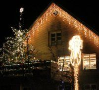 Weihnachtsbeleuchtung in Vorarlberg
