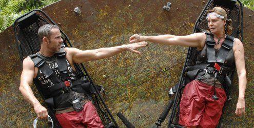 Herbe Enttäuschungen am 9. Tag im australischen Dschungelcamp