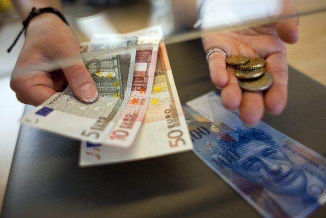 Bei der Zürcher Kantonalbank ist der Euro bereits Mangelware.