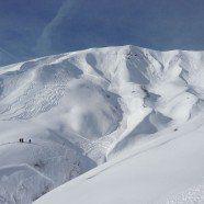 Eineinhalb Stunden unter Lawine begraben: Skifahrer geht es gut
