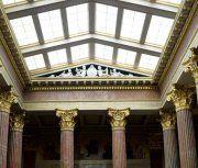 Herzinfarkt im Parlament: Besucher wurde gerettet