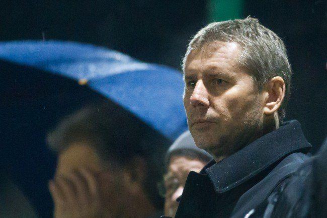 Der Untreue-Prozess gegen Ex-Lustenau-Präsident Dieter Sperger beginnt am 3. Februar.