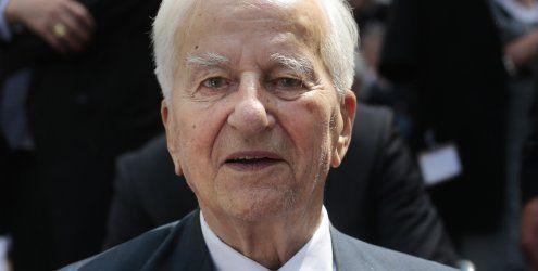 """Von Weizsäcker: Deutschlands """"moralische Instanz"""" ist tot"""