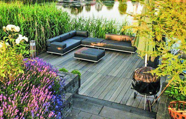 warum thermoholz so gerne auf der terrasse liegt vol at. Black Bedroom Furniture Sets. Home Design Ideas