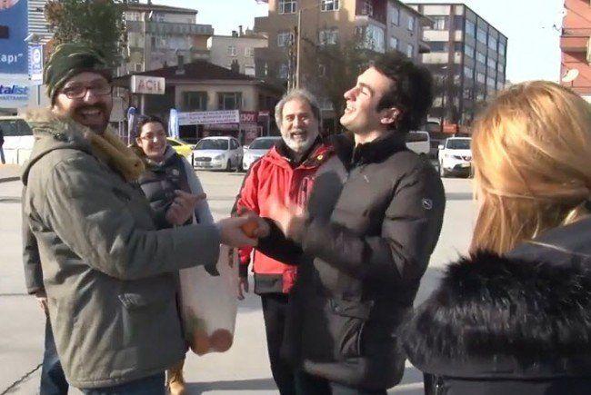 Werbung hin oder her: Tolle Aktion von Samsung Turkey!
