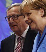 Merkel und Juncker wollen TTIP noch 2015 abschließen