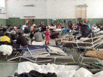 Noch immer Turnsäle für Asylwerber benötigt
