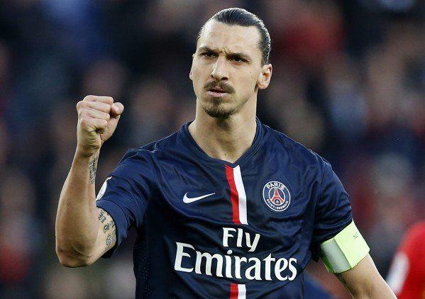 Zlatan Ibrahimovic sorgte für den ersten Treffer der Hausherren.