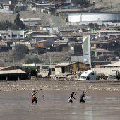 Viele Tote bei Unwettern in Chile, Ecuador und Mexiko