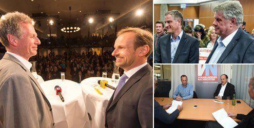 Die Bürgermeister-Stichwahlen versprechen Hochspannung