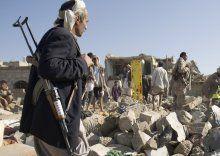 Saudi-Arabien greift Rebellen im Jemen an