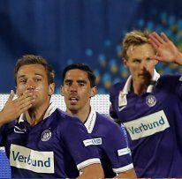 Austria nach Sieg gegen WAC im ÖFB-Cup-Finale