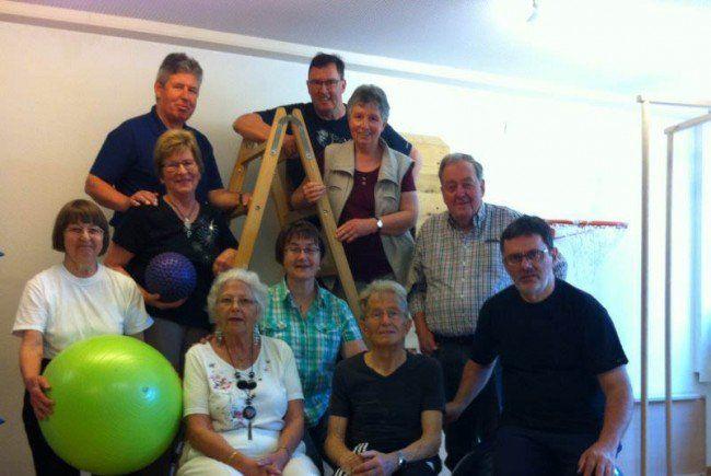 In Parkinson-Selbsthilfegruppen können sich Betroffene austauschen und in Bewegung bleiben
