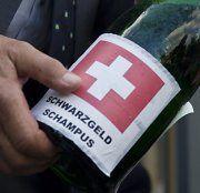 Schweiz nennt die Namen möglicher Steuerbetrüger