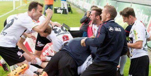 SCR Altach nach 2:0-Heimsieg in der Europa-League-Qualifikation