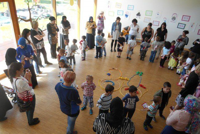 Muttertagsfeier im kindergarten gais bludesch vol at - Muttertagsgeschenke kindergarten ...