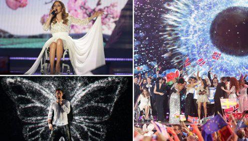 Song Contest: Favoriten im Finale