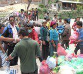 """Nepal: """"Leider will die Erde nicht zur Ruhe kommen"""""""