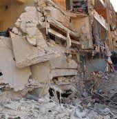 Rebellen starten Offensive auf syrische Stadt Aleppo