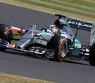 46. Pole-Position für Lewis Hamilton