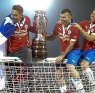 Chile kürte sich zum Sieger der Copa America