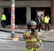 Bogota: Zehn Verletzte bei Sprengstoffanschlag