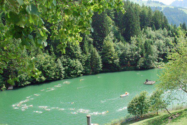 Seewaldsee in Fontanella