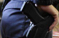 Mit 2,2 Promille einen Polizeibeamten verletzt