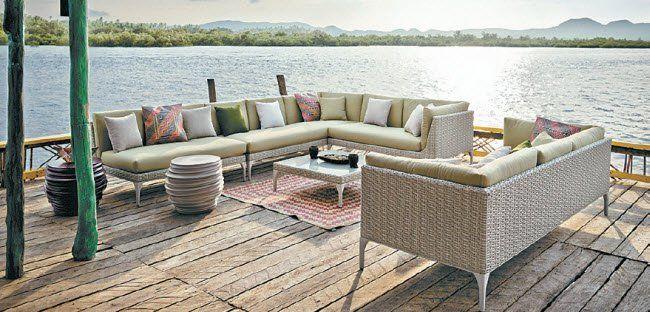 gartenlounge zu sommerpreisen vol at. Black Bedroom Furniture Sets. Home Design Ideas