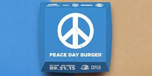 Burger King gibt nicht auf: Der Peace Day-Burger als ultimativer Fast Food-Hybrid?