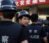 China Sechs Tote bei Briefbomben-Serie