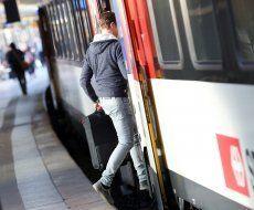 """""""Speed-Shopping"""" am Bahnhof in Zürich"""