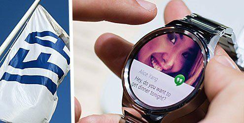 """Stunde der Computer-Uhren auf der IFA - """"Wearables"""" im Trend"""