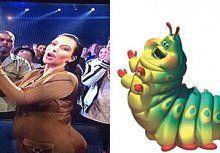 Kim Kardashian: Spott wegen VMA-Outfit