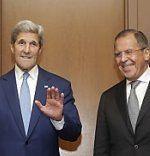 Kerry und Lawrow sprechen über ihr Vorgehen in Syrien
